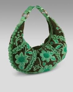 Isabella Fiore bags are what I'd splurge on if I had some extra dough.