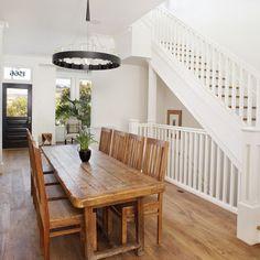 Narrow Dining Room Design
