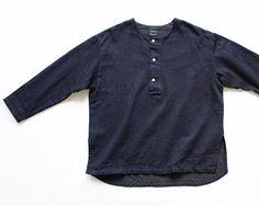 maillot C/W Denim Big Smock (コットンウールデニムビックスモック) MAS-16118