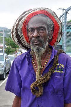 Jamaica People, Rasta Man, Images Of Colours, Ocho Rios, Long Beards, Male Face, Reggae, Locs, First Love