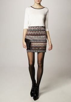 KOOI - Miniskjørt - sort Sorting, Sequin Skirt, Mini Skirts, Sequins, Fashion, Moda, Sequined Skirt, Mini Skirt, Fasion