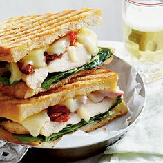 Oh-So-Good Panini Recipes - Southern Living