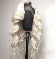 Shop our online store for Brown hair wigs for women.Brown Wig Lace Frontal Hair Short Blond Hair From Our Wigs Shops,Buy The Wig Now With Big Discount. Hair Blond, Dark Roots Blonde Hair, Blond Ombre, Platinum Blonde Hair, Blonde Wig, Copper Blonde, Brown Hair, Blonde Lace Front Wigs, Burgundy Hair
