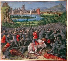 A bloody story of medieval violence against Jews in the name of the Christian god.