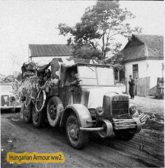 Defence Force, Car Wheels, Military Vehicles, Ww2, Army, Trucks, Military Photos, Hungary, World War I