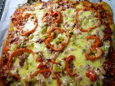Karpparin pizzaa laihduttajalle Kotikokki.netin nimimerkki Muarin ohjeella