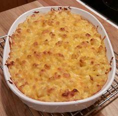 Amazing mac and cheese!