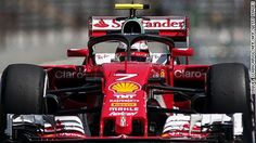 Scuderia Ferrari's driver Kimi Raikkonen tests the so-called halo cockpit protection device during first practice session of the Formula One Brazilian Grand Prix , in Sao Paulo, Brazil on November 11, 2016.  / AFP / Miguel SCHINCARIOL        (Photo credit should read MIGUEL SCHINCARIOL/AFP/Getty Images)