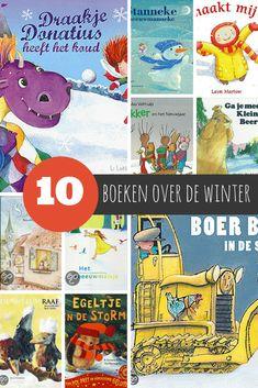 Welk prentenboek over de winter ga jij voorlezen? >> Thema winter - nog eens 10 prentenboeken - Lespakket