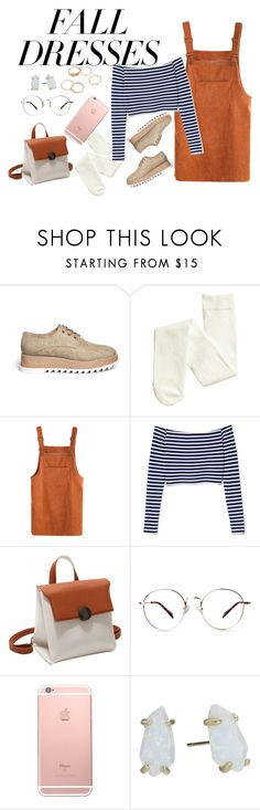 """FALL STYLE"" by shosho-mahmmod ❤ liked on Polyvore featuring Pedder Red and Kendra Scott"