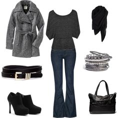 """""""Fall Weather!"""" by mrscosentino on Polyvore. ♛Should you require Fashion Styling Advice & More. View & Contact: www.glam-licious.webs.com♛"""
