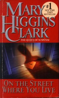 On the Street Where You Live: Mary Higgins Clark: 9780671004538: Amazon.com: Books