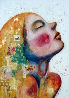 "Atelier Tante Trulla: Gemälde kaufen ""On a rainy day"""