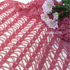 Sweet Harmony Shawl by Fionitta Poncho Shawl, Drops Design, Crochet Shawl, Shawls And Wraps, Sweet, Boleros, Shawl, Blue Nails, Ponchos