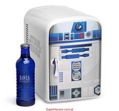 Lodówka Star Wars R2-D2