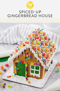 Gingerbread House Icing, Homemade Gingerbread House, Graham Cracker Gingerbread House, Gingerbread House Template, Cool Gingerbread Houses, Gingerbread House Designs, Gingerbread House Parties, Gingerbread Village, Gingerbread Decorations