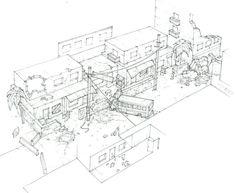 COD Level Design concept 1 by peetcooper