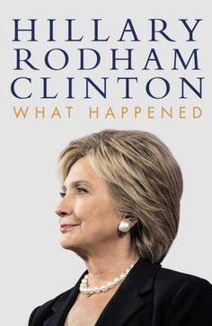 What Happened de Hillary Rodham Clinton