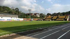 RT @SantaFe: #DatosDelLeón Floridablanca es la séptima ciudad donde jugaremos un partido oficial vs Atlético Bucaramanga  RT @SantaFe: #DatosDelLeón Vs Bucaramanga hemos jugado oficialmente en: Bogotá, Bucaramanga, Barrancabermenja, Ocaña, Piedecuesta y Cartagena