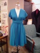 """Infinity dress with many variations on how to """"wrap"""" the top. I think I might try it but making the skirt maxi length instead"""