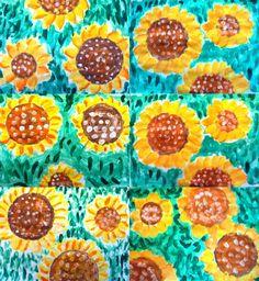Plastic: flowers