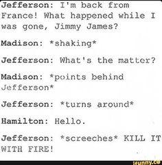 hamilton x jefferson love jamilton Aaron Burr, Hamilton Broadway, Hamilton Musical, Fandoms, Hamilton Comics, Funny Hamilton, Kill It With Fire, Nos4a2, Hamilton Lin Manuel Miranda
