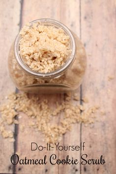 DIY Oatmeal Cookie S