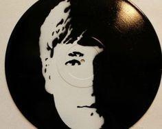 Kurt Cobain Nirvana Spray Paint Art 12 inch by WickedSprayArt