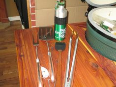 The Big Green Egg Accessories