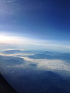 My adventure #fly ## indonesia from the sky