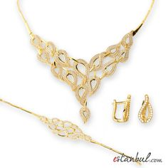 5465-IMG_0786-70_00gr Gold Jewelry, Jewlery, Fine Jewelry, Necklace Set, Gold Necklace, Engagement Jewelry, Necklace Designs, Fashion Jewelry, Pearls