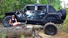 9/14 Bushwacker Brigade:     Clint Wilson - Jeep Wrangler JK  Michelle S. - Jeep Comanche MJ  Taher Qubbaj - Jeep Wrangler TJ  Doug Mercer - Ford Excursion  Robert Fisher - Jeep Cherokee XJ