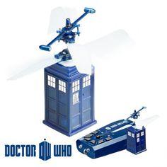 Doctor who home tablier cyberman