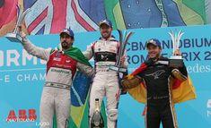 Sam Bird su DS Virgin Racing ha vinto il primo E-Prix di Roma di Formula E, che siè corso sul circuito cittadino dell'Eur