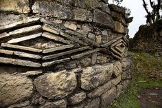 Fortaleza de Kuelap in Peru by tom rayner: http://thisisecuador.blogspot.com/2013/12/kuelap-cloud-fortress-of-chachapoyas.html