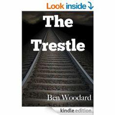 Amazon.com: The Trestle: A Shakertown Suspense Adventure eBook: Ben Woodard, teen short story: Kindle Store