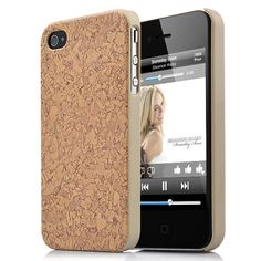 Rubbly Rock Grain Hard Case for iPhone 4/4S