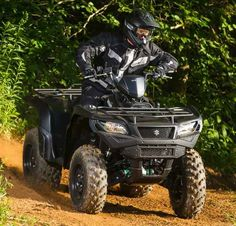 New 2017 Suzuki KingQuad 750AXi Power Steering Special Edition ATVs For Sale in Pennsylvania. In 1983, Suzuki introduced the world's first 4-wheel ATV. Today, Suzuki ATVs are everywhere. From the most remote areas to the most everyday tasks, you'll find the KingQuad powering a rider onward. Across the board, our KingQuad lineup is a dominating group of ATVs. The 2017 KingQuad 750AXi Power Steering is Suzuki's most powerful and technologically advanced ATV. Abundant torque developed by the…