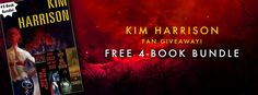 Kim Harrison FOUR BOOK Paperback #Giveaway! #amreading  http://www.beccahamiltonbooks.com/giveaways/kim-harrison-kimharrison-four-book-paperback-giveaway-amreading/?lucky=22486 VERY EASY answer is #3