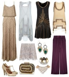 """the great gastby costumes   One Response to """"The Great Gatsby Fashion Style"""""""