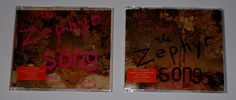 Red Hot Chili Peppers 2 CD Singles  The Zephyr Song  neu