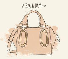 chlor bag replica - A Bag a Day // bag illustration on Pinterest | Bag Illustration ...