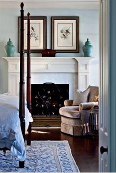 wall colour farrow ball skylight 205 farrow and ball. Black Bedroom Furniture Sets. Home Design Ideas