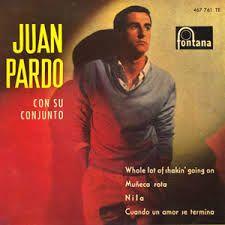 JUAN PARDO - JUAN PARDO CON SU CONJUNTO