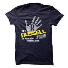 RUSSELL-the-awesome - #teacher gift #groomsmen gift. WANT => https://www.sunfrog.com/Names/RUSSELL-the-awesome-51948373-Guys.html?68278
