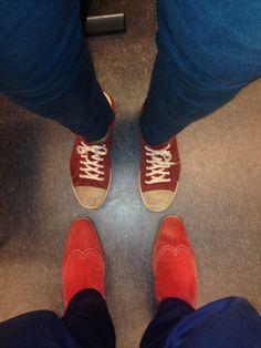 #shoeandme #ACUE