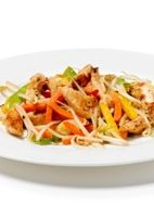 Dr. Oz's Chicken Stir Fry! Great healthy stir fry to make for dinner!