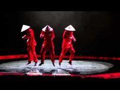 Đội nón lá Việt Nam nhảy Hiphop cực đỉnh