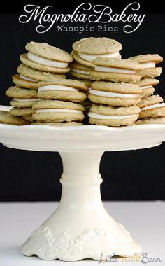 Magnolia Bakery whoopie pie recipe