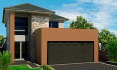 #NarrowLotHome #HousePlan #DoubleStoreyHome for Narrow Block, Perth, Rosmond Homes